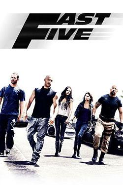 Fast and Furious 5 (2011) เร็ว แรงทะลุนรก 5