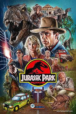 Jurassic Park 1 (1993)