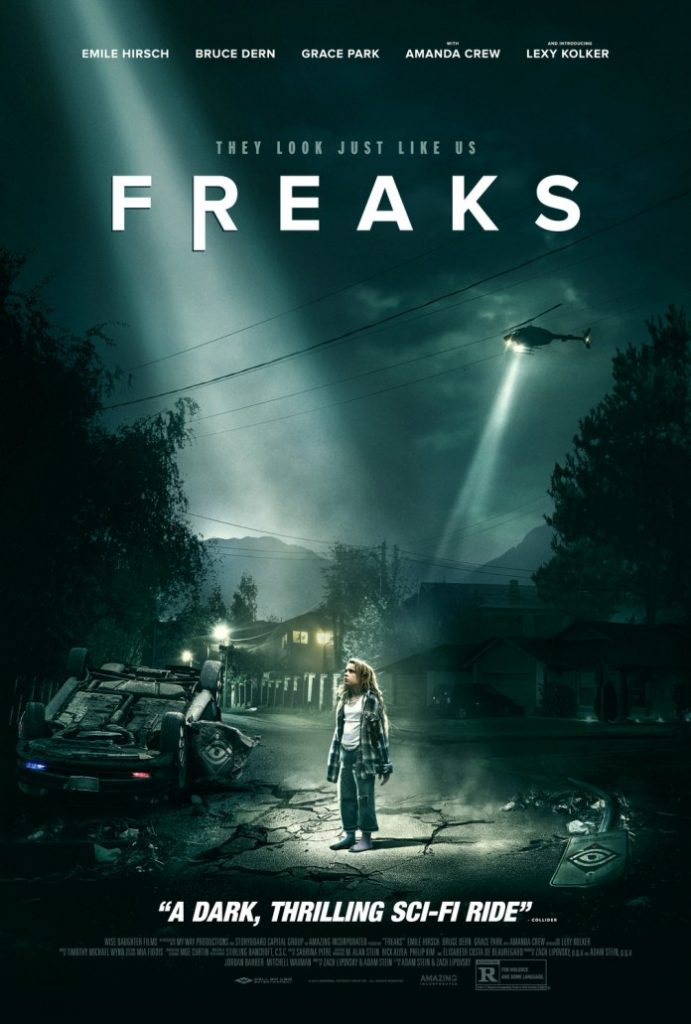 Freaks (2018) คนกลายพันธุ์ 2018 โปรเตอร์