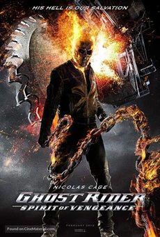 Ghost Rider 2 โปสเตอร์
