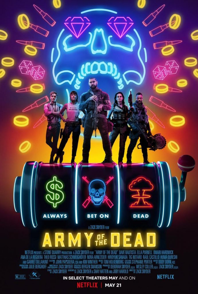 Movie HD Army Of The Dead (2021)
