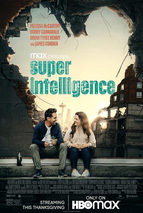 Superintelligence (2020) สื่อรัก ปัญญาประดิษฐ์ 2020