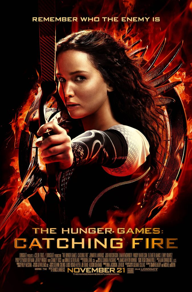 The Hunger Games 2 Catching Fire (2013)