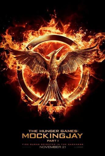 The Hunger Games 3 Part 1 (2014) โปสเตอร์