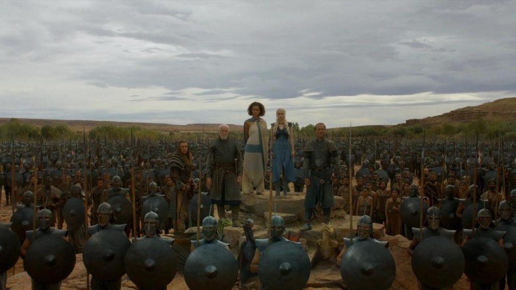 Game of Thrones Season 3 EP9