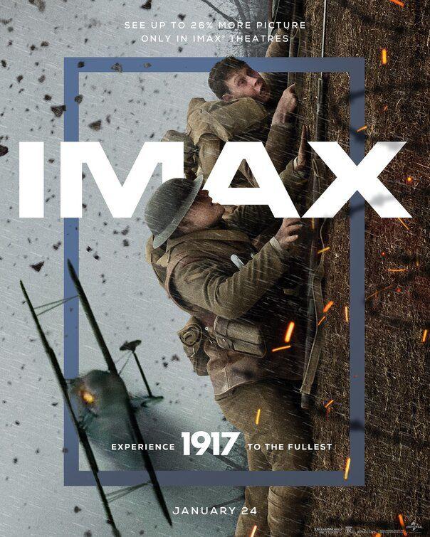 1917 (2019) โปสเตอร์