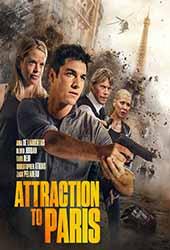 Attraction-to-Paris-2021-โปสเตอร์