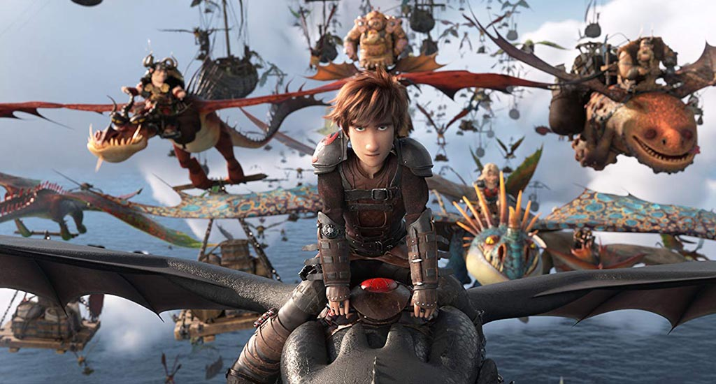 How to Train Your Dragon 1