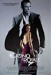 James Bond 007 Casino Royale (2006) โปสเตอร์