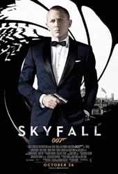James Bond 007 Skyfall (2012) โปสเตอร์