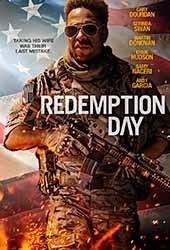 Redemption Day (2021) โปสเตอร์