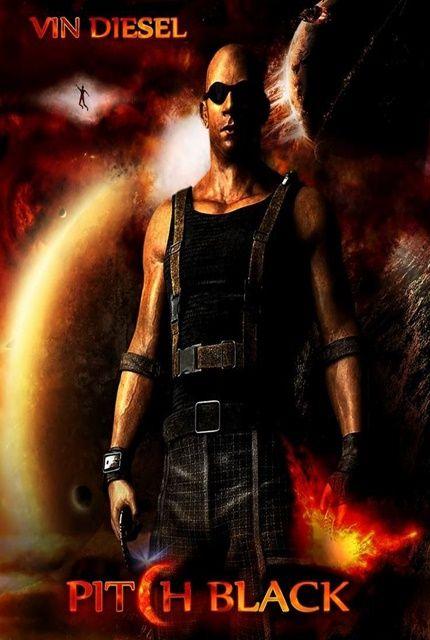 Riddick 1 โปสเตอร์