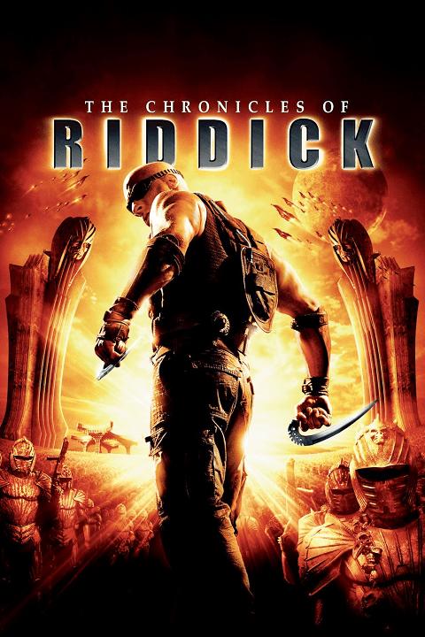 Riddick 2 โปสเตอร์
