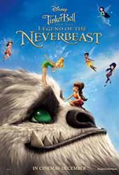 Tinker Bell And The Legend Of The Neverbeast (2014) ทิงเกอร์เบลล์ กับ ตำนานแห่ง เนฟเวอร์บีสท์ 2014 โปสเตอร์