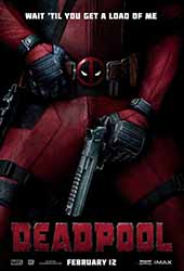โปสเตอร์ Deadpool (2016) เดดพูล