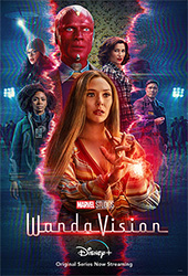 รีวิว เรื่องย่อ WandaVision